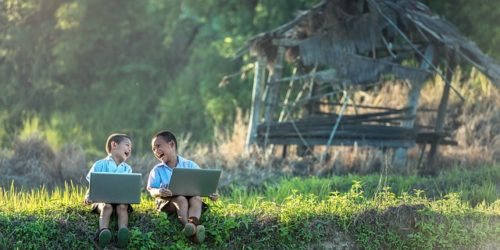 Children Are Embracing The Tablet And Smartphone