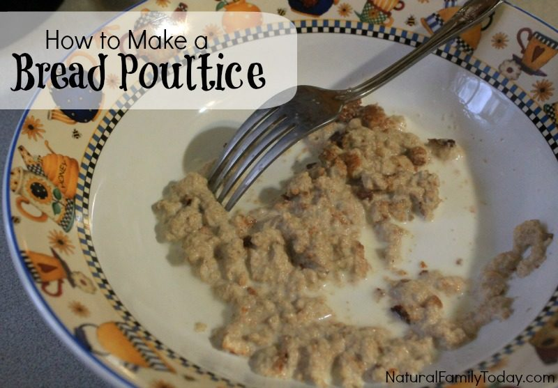How to Make a Bread Poultice