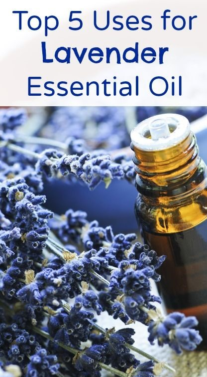 Top 5 Uses for Lavender Essential Oil