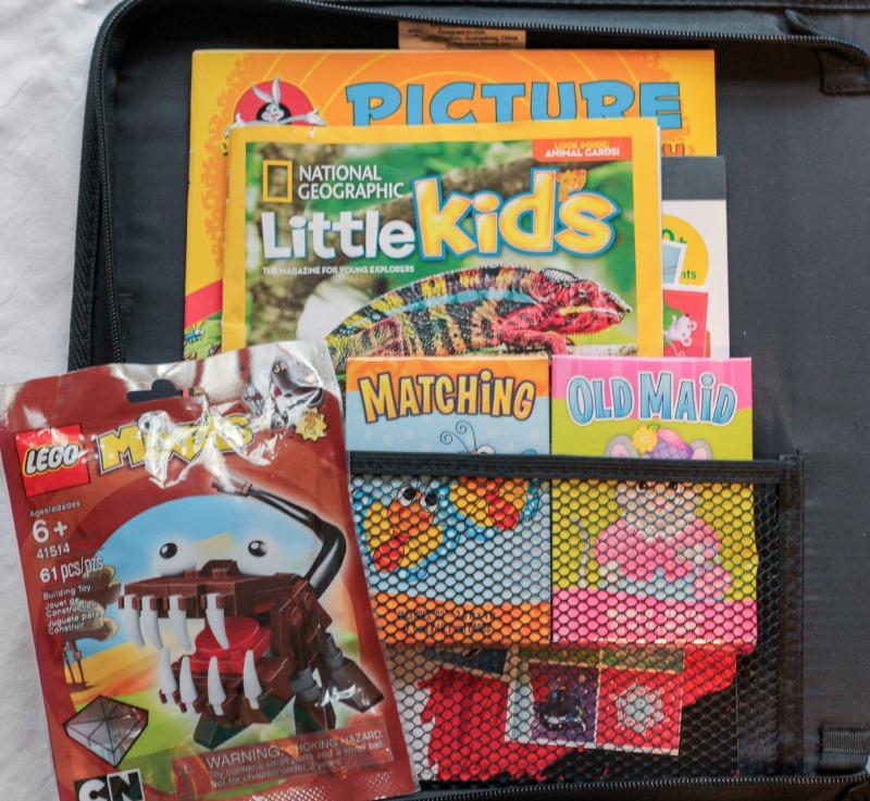 DIY Kids Travel Activity Kits