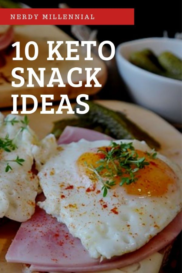 10 Healthy Ketogenic Snacks You Should Stock Up On