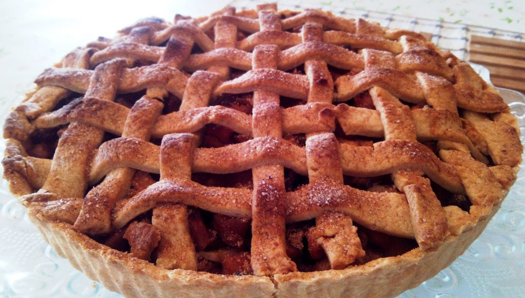 bake a pie fall bucket list for couples