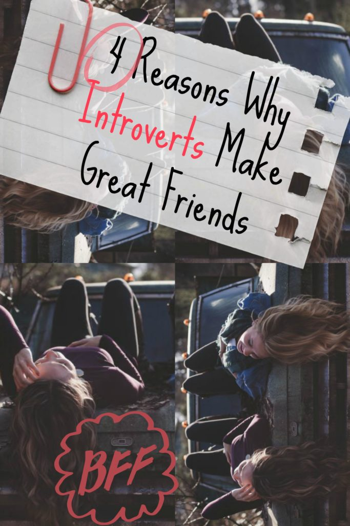 Why introverts make great friends