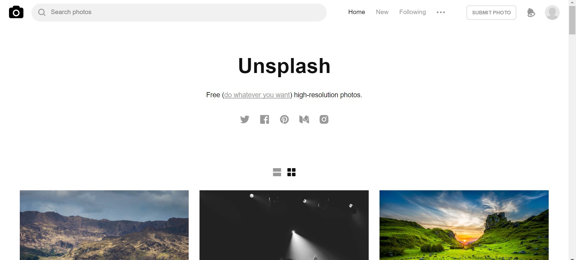 5 More Places to Find Free Images for Your Blog