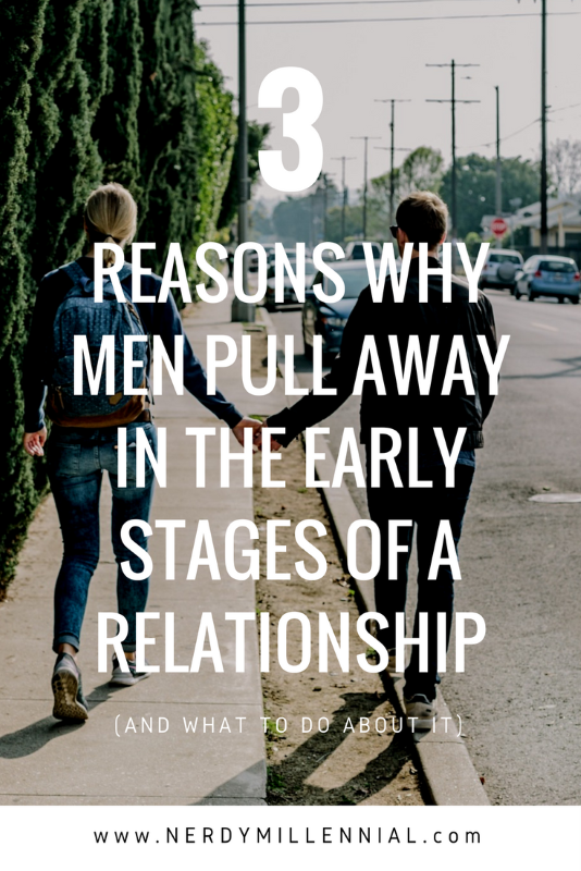 Why Do Men Pull Away in the Early Stages of a Relationship?