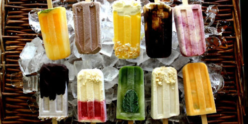 17 Natural Popsicle Recipes