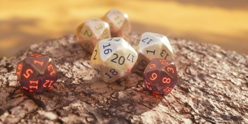 Introducing Math Concepts With Dice