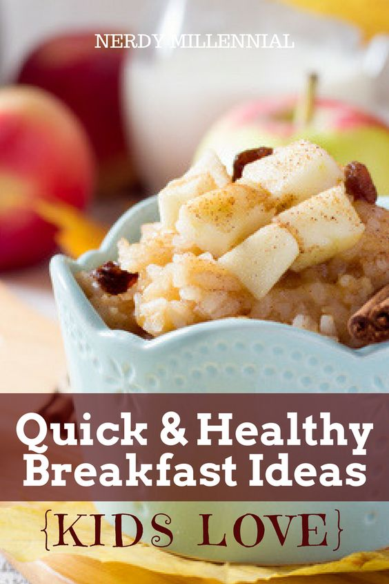 Quick and Healthy Breakfast Ideas that Kids Love