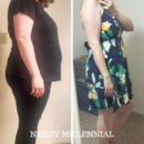 80 lb Keto Weightloss Before and After Photos