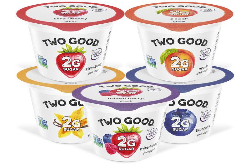 Two Good Greek Lowfat Yogurt