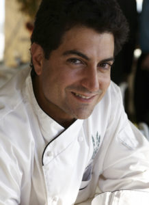 Chef Gerard Viverito, The Sustainable Chef,