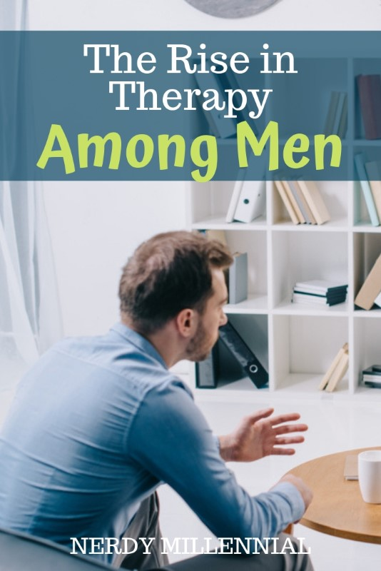 The Rise of Therapy Among Men