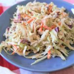 Easy Vegan Coleslaw Recipe
