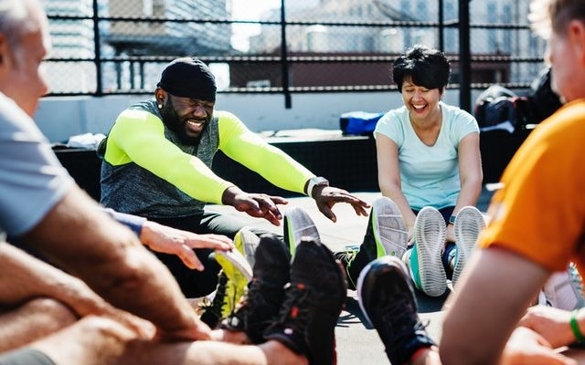 From Couch Potato To Fitness Fan: 6 Steps You Need To Take