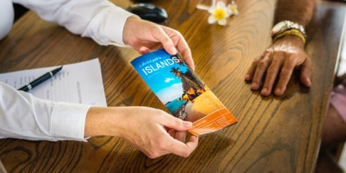 Wowing With A Business Brochure