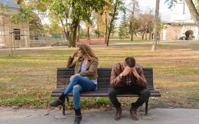 5 Common Dating Red Flags