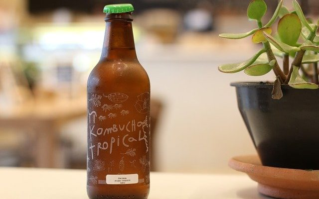 How To Make Kombucha