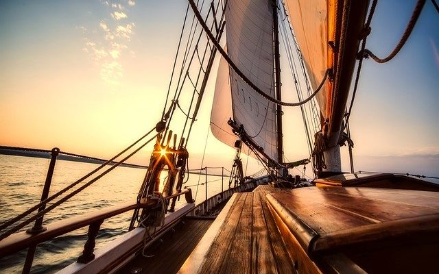 Sailing Around the World on the Cheap