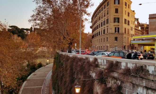 Why visit Rome in December