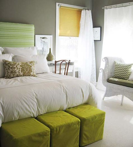 All-white interiors will become dated