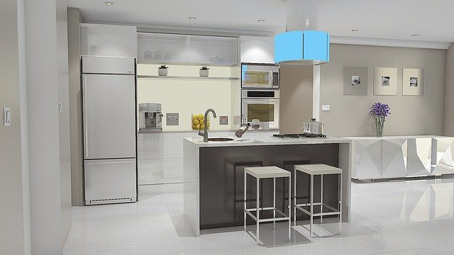 Grey kitchen interiors are going out of style for 2021