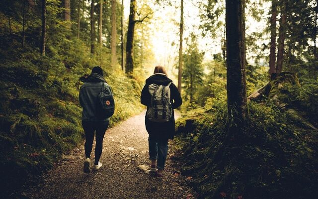 How To Get Out Walking More & Boost Your Health