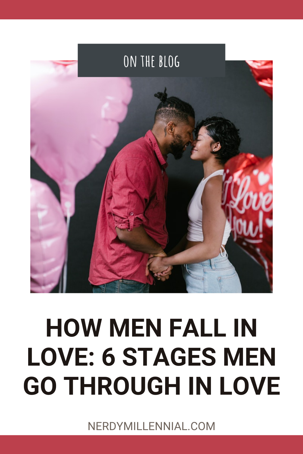 How Men Fall In Love: 6 Stages Men Go Through In Love